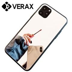 아이폰6플러스 블랙 라인 미러 심플 하드 케이스 P397_(2118946)