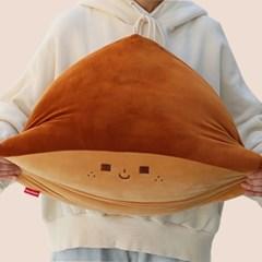 코튼푸드 알밤 모찌쿠션 45cm_(1896157)