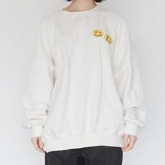 kitch smile sweatshirts (3colors)_(1387903)