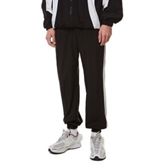 Curve training Zip-up Pants BLACK