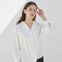 Classic Gather Blouse