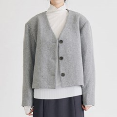 french wool v jacket (2colors)_(1388234)