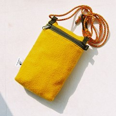 travel mini bag (yellow)