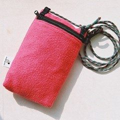 travel mini bag (pink)