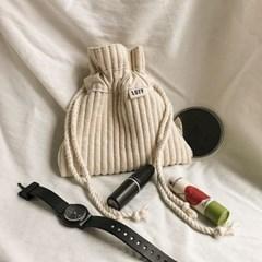 cotton pouch