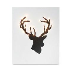 [랜드마크시리즈] 캔버스조명 사슴