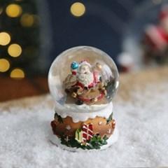 크리스마스 스노우볼 워터볼 S - 산타클로스 A - 막스(MARKS)