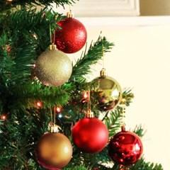 인블룸 크리스마스 장식볼 24개 세트_(2214724)