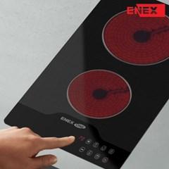 에넥스 2구 전기렌지(ENO AC-T)