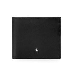 몽블랑 118297 마이스터스튁 8cc 지갑(블랙/라이트블루)_(1236035)