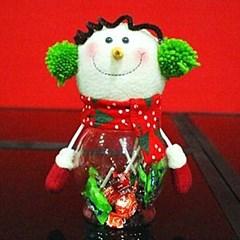 크리스마스 사탕통 [눈사람]_(301762671)