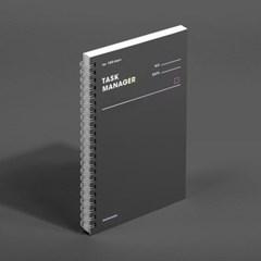 [모트모트] 태스크 매니저 100DAYS 컬러칩 - 다크호스 1EA