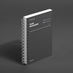 [모트모트] 태스크 매니저 HALF YEAR 컬러칩 - 다크호스 1EA