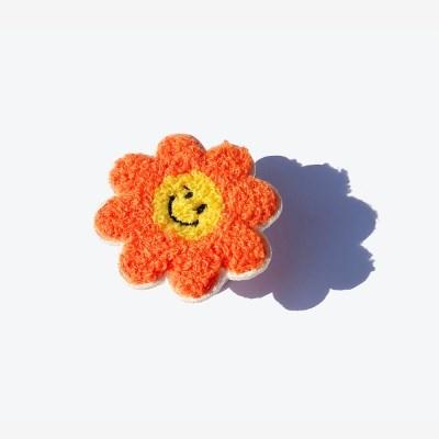 스마일 플라워 스마트톡 - 오렌지