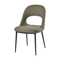 뱅크스 인테리어 디자인 PU 카페 가정용 의자