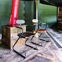 보트철제의자 인더스트리얼가구 빈티지 카페 의자