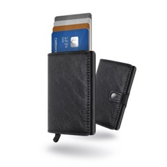 RFID차단 스마트 오토팝업 지갑형 카드 슬라이드 EDGE_(1119012)