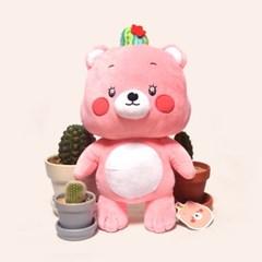 [1+1][젤리크루]선인장 곰 고미 봉제인형 30cm