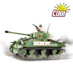 코비 COBI 독일 탱크 셔먼 A1 3007_(1625724)