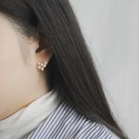 Bouquet earring