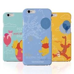 아이폰11pro max 디즈니 곰돌이푸 벌룬슬림하드케이스