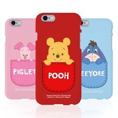 아이폰11 pro 디즈니 곰돌이푸 포켓 컬러젤리케이스