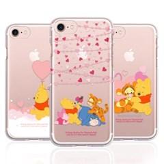 아이폰11 pro 곰돌이푸 베이비 클리어젤리케이스