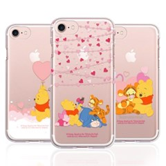아이폰11 pro max 곰돌이푸 베이비 클리어젤리케이스
