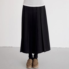 pleats wool skirts (2colors)_(1388896)
