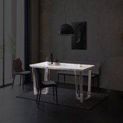 [스코나]아인비 이태리대리석 식탁 테이블 1400_(602747020)