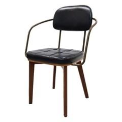 cc-29 등받이PU 인테리어 디자인 카페 철제 의자