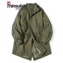 3M Thinsulate M-51 Fishtail Coat Padding Khaki