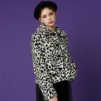 Fur Jacket_White