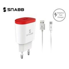 스냅 C타입 9V 급속 USB 1포트 가정용 충전기_(1702840)