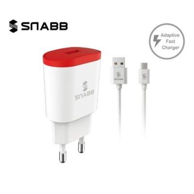 스냅 5핀 9V 급속 USB 1포트 가정용 충전기_(1702839)