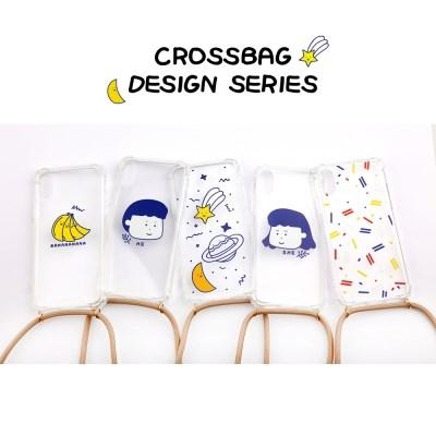 스마트폰 디자인시리즈 핸드폰 목걸이 케이스(crossbag)