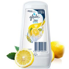그레이드 젤 탈취제 상큼한 레몬 147g 방향제