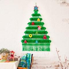 크리스마스 트리배너 그린(M)