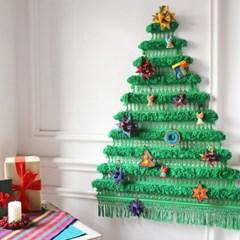 크리스마스 트리배너 그린(L)