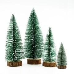 비오스 크리스마스-미니 트리 4종