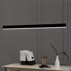 릴리 LED 2컬러 식탁 주방 조명 36W
