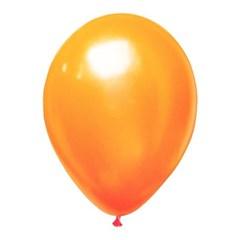 해피풍선 30Cm 라운드 펄 오렌지 100입_(11884222)