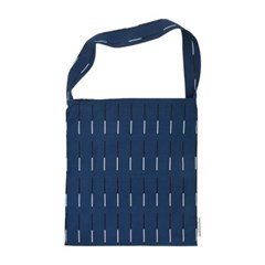 Plot Blue Hobo Bag