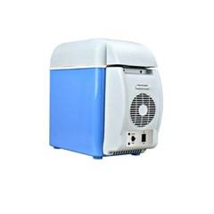 이동식 12V 미니 가성비 차량용 냉온장고 7.5L