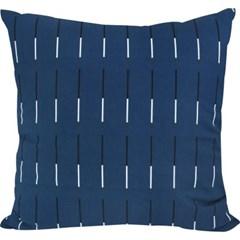 Plot Blue Cushion