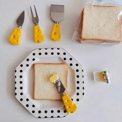 치즈 커트러리 세트