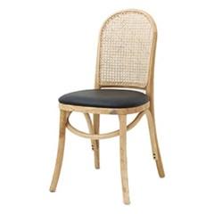 레이체어 곡목 카페 디자인 라탄 아일랜드 식탁  의자