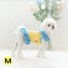 코코앤샤샤 나야나 원피스 (옐로우블루) (M) - d