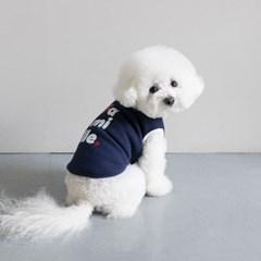 (꼬떼아꼬떼)Famalle Vest(Navy)