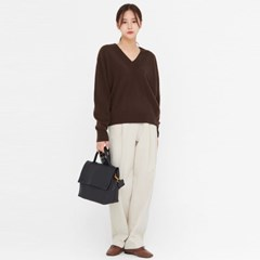 marie wool v-neck knit_(1390391)